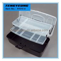 H1010ABC 3 Size Multifunction Fishing Tackle Box wholesale fishing tackle distributors