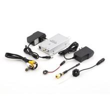 Hidden Pinhole Mini Wireless Receiver Nanny CCTV Camera Security Video Surveillance Wireless Camera