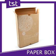 Custom Brown Kraft Corrugated Cardboard Boxes