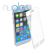 China Factory Wholesale Phone Accessory, Full Cover Tempered Glass Screen Protector for iPhone 6