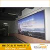 Small order outdoor billboard /led backlight silk signboard for ad
