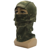 4Color Camouflage Balaclava Tactical Airsoft Hunting Outdoor Military Breathing Motorcycle Ski Cycling Protection Full Face Mask