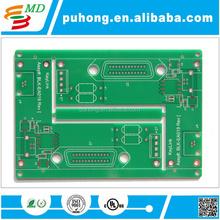 Aluminum base pcb green solder mask