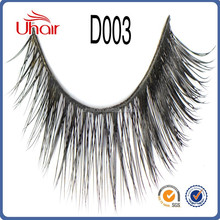 2015 hot sale wholesale false eyelashes red cherry human hair eyelashes,red cherry lashes eyelashes wholesale
