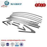 29 car accessories column trims/windows/triangle trims for all cars