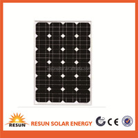 high efficiency and good qualiity solar panel,solar panel price list in China
