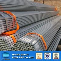 Pre-Galvanized Round Steel Pipe Stock/Manufacturer