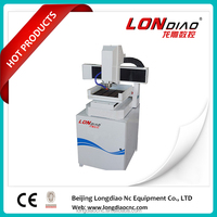 Jewelry cnc router engraving machine
