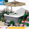 High Quality Inflatable Adult Bathtub For 4 Person (A410-J) with digital Control System