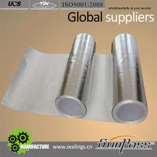 Aluminum Foil Coated Reasonable Price Fiberglass Fabric