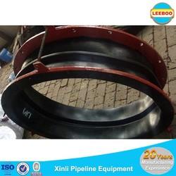 Flue pipe single bellow rubber expansion joints for Cogeneration plant