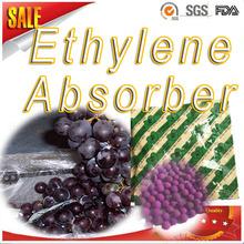 Ethylene Absorber/Ethylene Scavenger for peruvian grapes Fresh Save your Precious AGRI Produce by Ethylene Protection!
