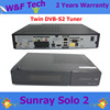2015 in stock sunray twin uners DVB-S2 1300MHZ 1GB DDR3 DRAM 256MB Flash wifi lonrisun solo2