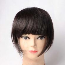 New Hair Product Bang Lace Closure, Straight Hand tied Bang, soft Lace Closure hair bang