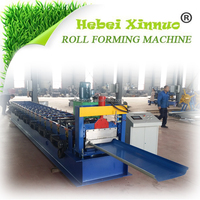 XN-470 ppgi forming machine roofing sheet making machine metal roofing machines for sale