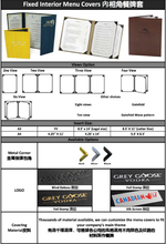 2014 stylish and customized Hotel Room Presentation Folder