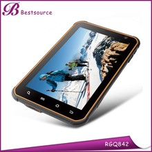 Hot selling!!! outdoor 8'' Rugged Tablet PC Ip67 MSM8212 Quad Core 1280*800 1G 8G GPS wifi 3G Android tablet