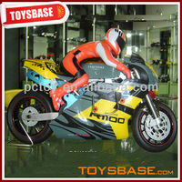 RC nitro motorcycle