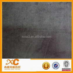 heavy weght 26ogsm 8 wale fabric for corduroy sleeping bags