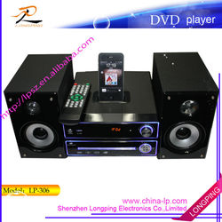 See larger image Stylish DVD HIFI system with USB FM, Karaoke and remote control