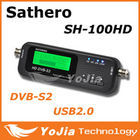 Original Sathero SH-100HD digital signal finder satellite meter DVBS/S2 Sathero USB SH-100HD