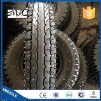 MRC brand rubber go cart tire small wheelbarrow tyre 4.80/4.00-8