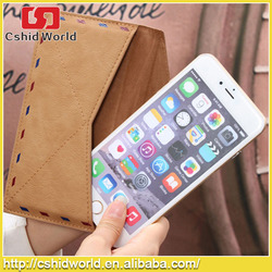 Envelope Style PU Leather Phone Bag for iphone6 & 6plus