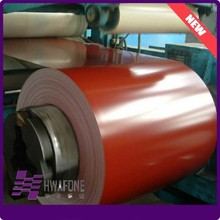 RAL color PPGI/PPGL steel coil from China manufacturer to Vienam