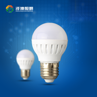 high luminuos energy saving china supplier E27 led bulb 9W
