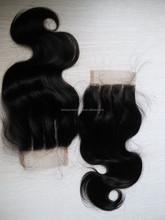 alibaba express 2015 hot sale 5a mongolian virgin human hair 4*4 lace closure