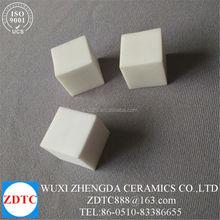 the zirconia blocks
