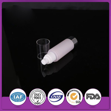 cosmetic sample packaging plastic empty bottles