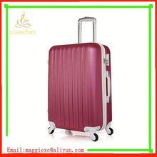 NO.1050 Modern White Matte Finish Trolley Luggage
