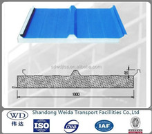 Painted Corrugated Steel Roofing Sheet
