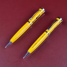 INTERWELL BPM320 Metal Pen with Logo, Executive Heavy Metal Ballpoint Pen