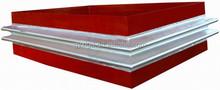 Corrosion-resistant metal corrugate bellows compensator
