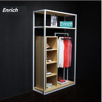 ENRICH modern clothing store furniture decoration for clothing store display
