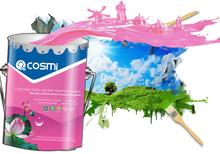 Emulsion Paint for Exterior Eco-friend latex paint Acrylic emulsion paint