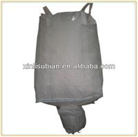pp virgin circular reinforced sewing 1 ton tote bags