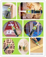 NO MORE NAIL, waterproof sealant, liquid nail silicone sealant