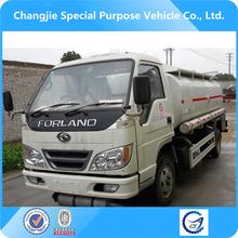 hot sale 3ton small refuelling truck,small fuel tank truck