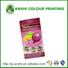 Food foil lined pouch package plastic bag custom printed resealable bags for candy