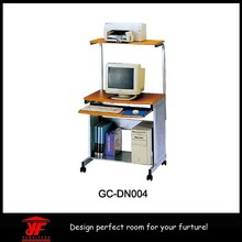 Multifuctional high quality height adjust big lots gaming computer desk