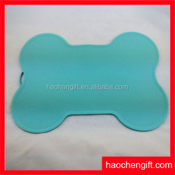 bone pet mat pvc bathroom mat
