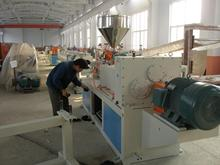 best price china PVC pipe double pipe making machine