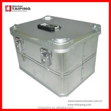 Very Durable Aluminum Garden Tool Storage Tool Box For Truck Aluminum Storage Cases