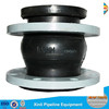 single sphere flexible sleeve expansion joint