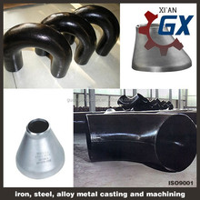 GX free metal tube cast
