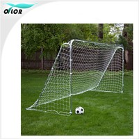 Portable outdoor competition sports pvc soccer goal