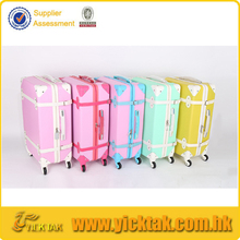 Candy Color Universal Wheel Travel Luggage